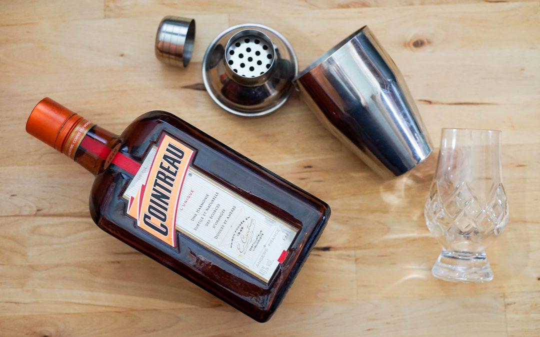 Cointreau, liqueur centenaire partenaire du cocktail