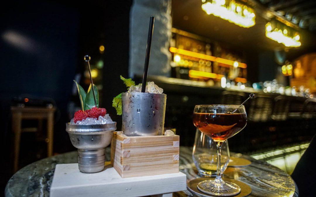 Solera bar, le bar à cocktails qui monte le standing de Paris rive gauche !