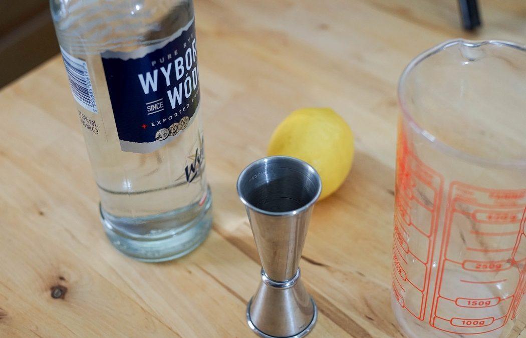 Recette magique pour sauver une bouteille de vodka en 10 minutes
