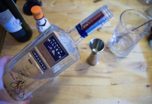 Gin martin miller pour le dry martini du paysan