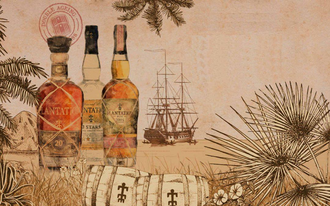 Rhum Plantation 3 Stars, à boire et à reboire