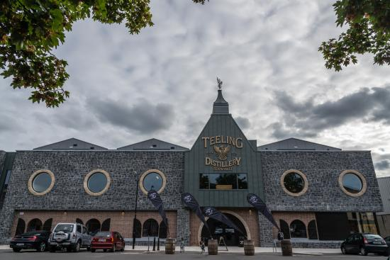Teeling whiskey distillery a dublin