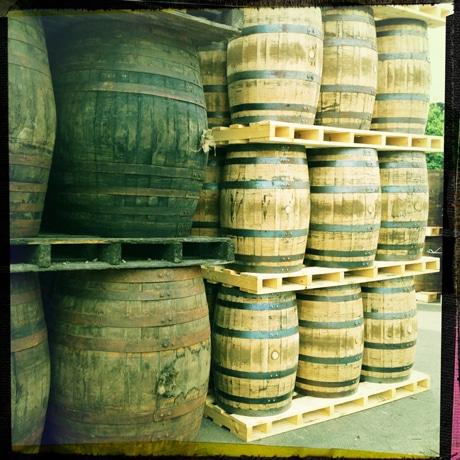 sherry butt vs bourbon barrel