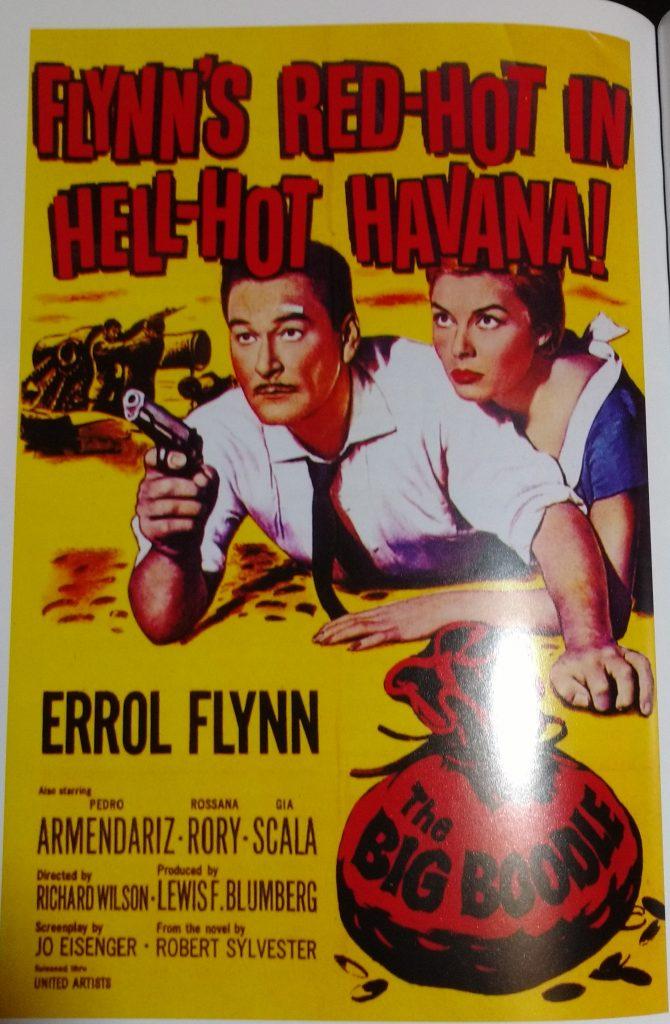 Errol Flynn et son fameux cuba libre cocktail par Colada