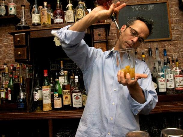 free pour cocktails