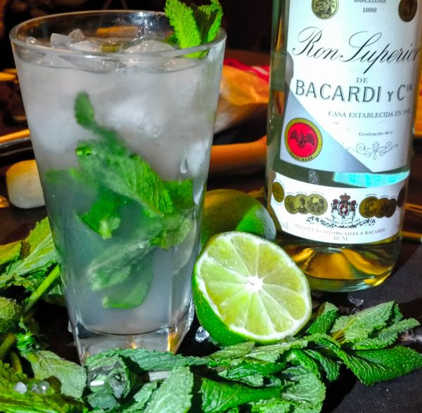 Photo Packshot du Mojito original, recette Colada