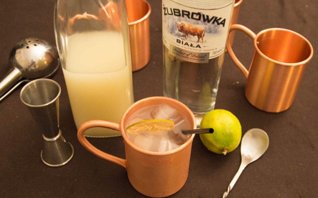 Moscow Mule & Dark n' Stormy, leur recette, de l'incidence du citron (vert)
