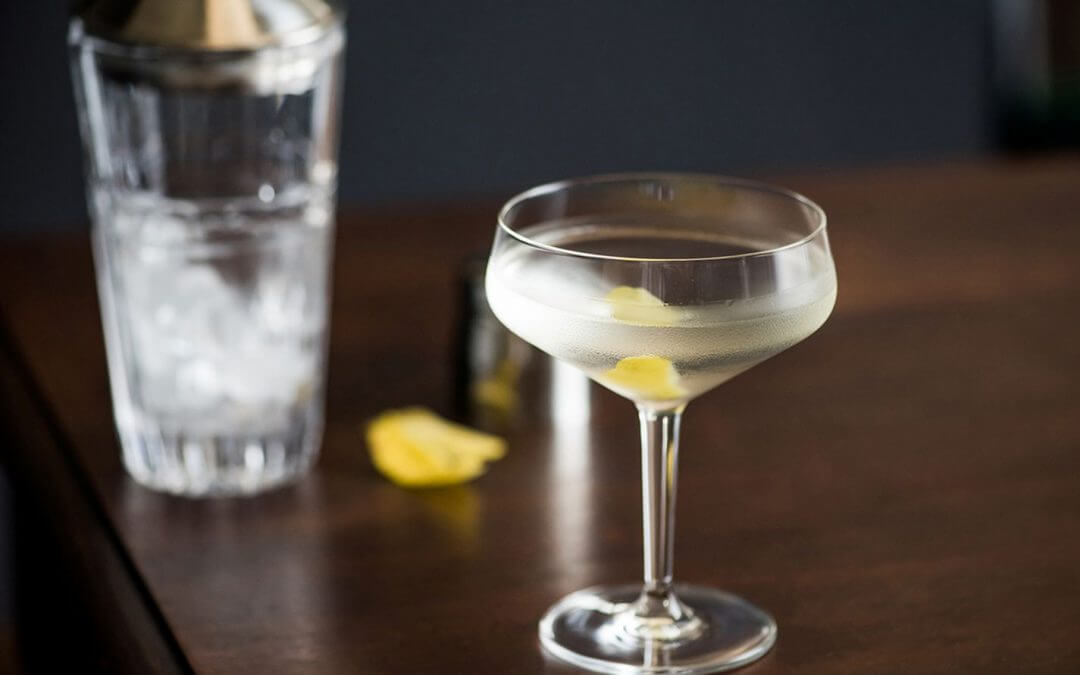 Quels cocktails boit James Bond ? Recette du vrai Vesper cocktail