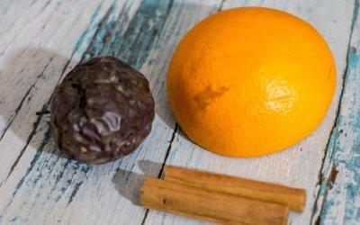 Notre recette de sirop de Noël: Orange confite, cannelle, fruit de la passion