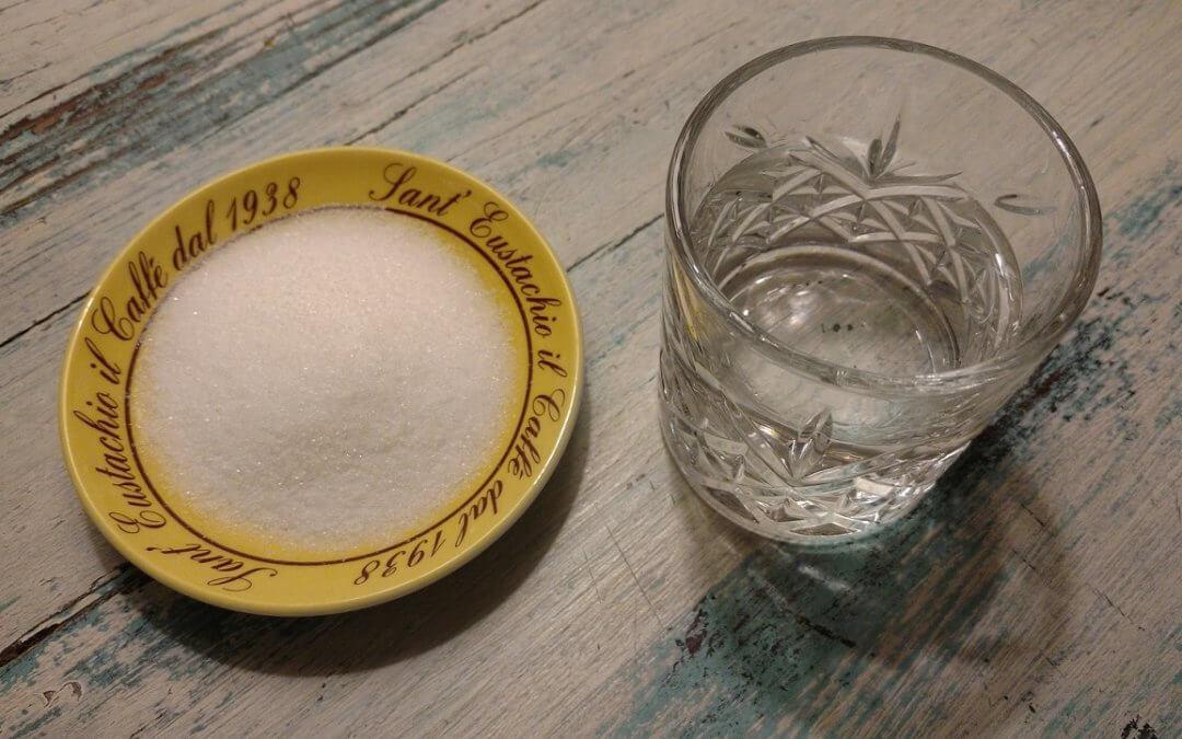 Le parfait sirop de sucre utilisé dans 99% des recettes cocktail