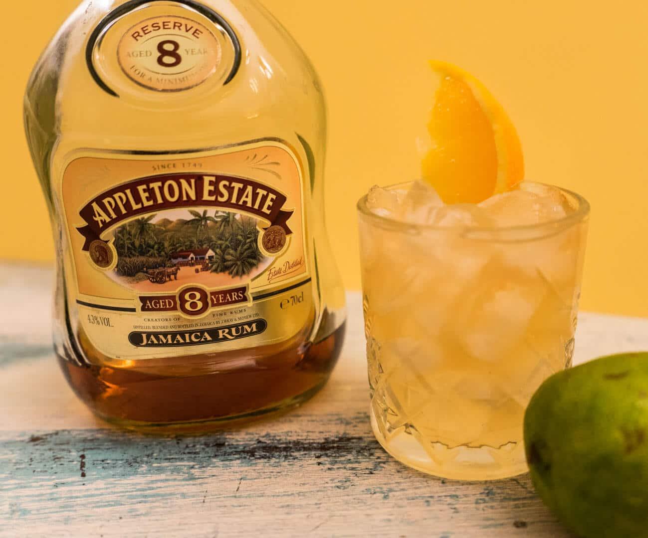 planter's punch recette colada cocktails avec appleton