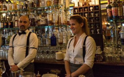 La Brasserie Gallopin s'essaie au Food-Pairing Cocktail, essai réussi ?
