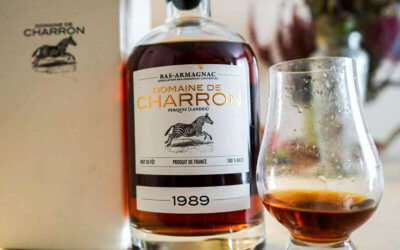 Vous ne buvez sûrement pas assez de Domaine de Charron !