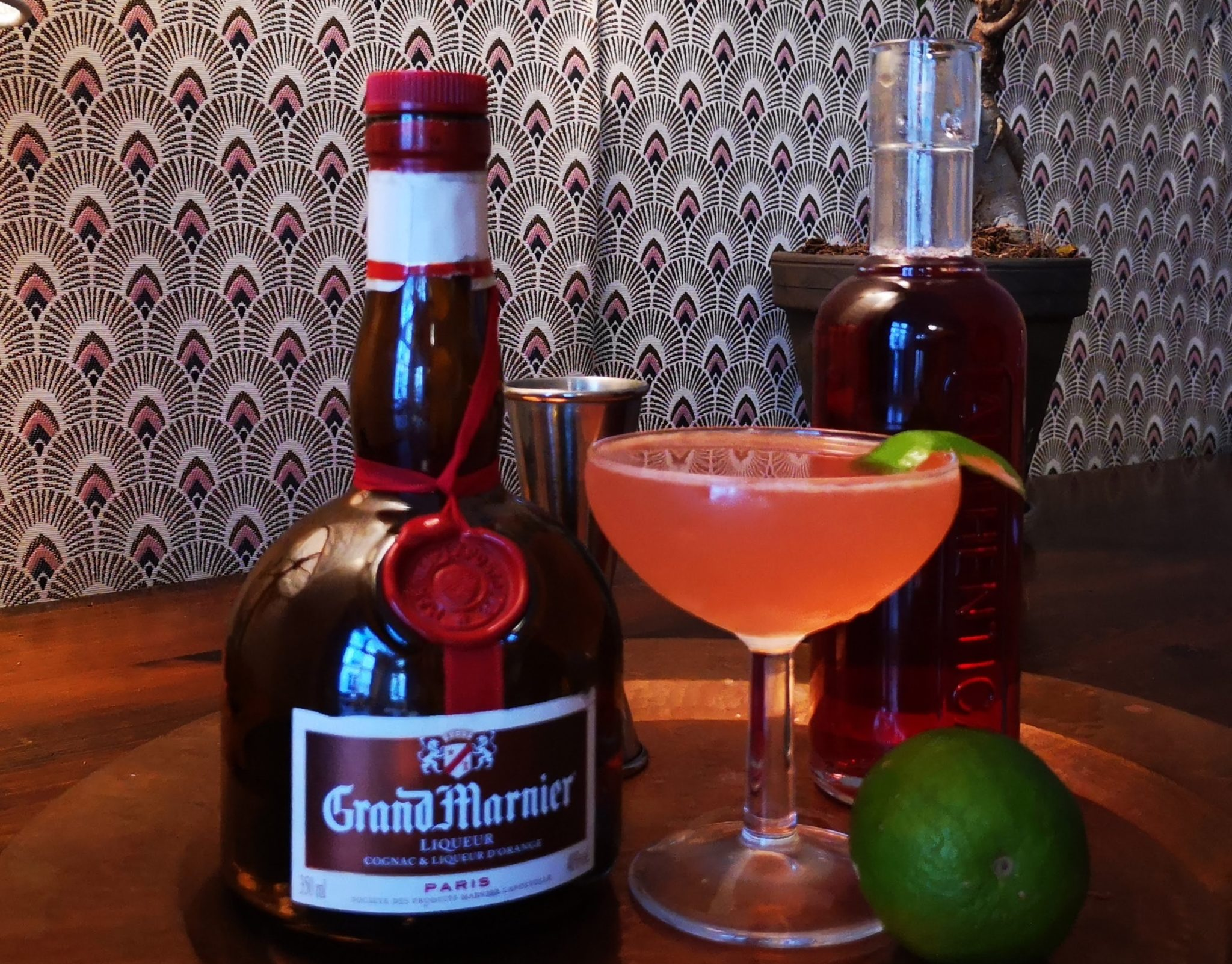recette du cosmopolitan cocktail par colada