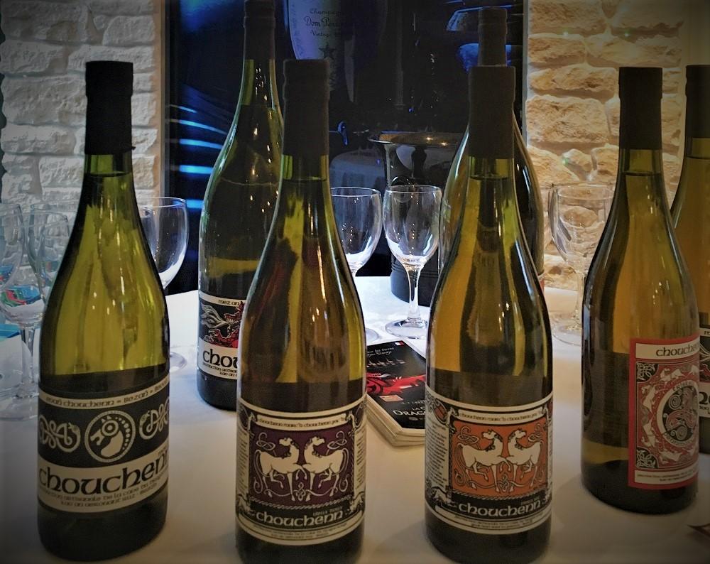 Chouchenn artisanal hydromel breton alcool
