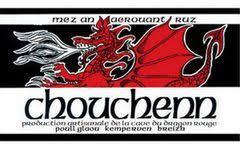 etiquette du chouchenn de la cave du dragon rouge alcool
