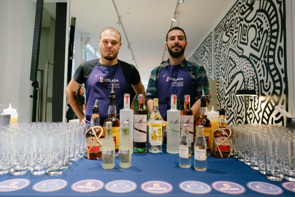 Bar cocktail mixologie evenementiel