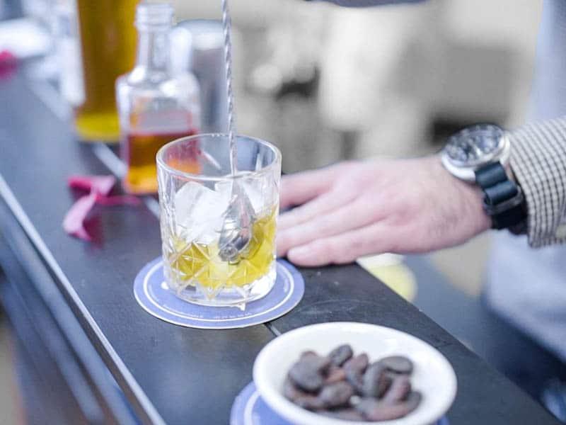 bar à cocktail pour des évenements