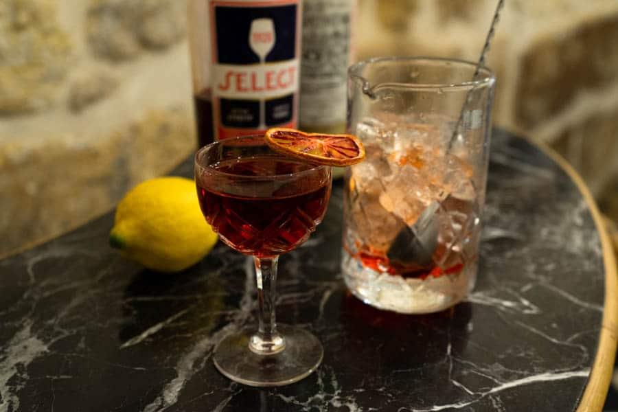 Cocktail pour evenement bar mixologie